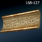 Decor-Dizayn 168-127 Карниз с орнаментом 2400х62х62мм