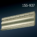 Decor-Dizayn 155-937 Карниз с орнаментом 2400х51х51мм