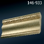 Decor-Dizayn 146-933 Карниз с орнаментом 2400х63х63мм