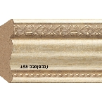 Decor-Dizayn 155-320(933) Карниз с орнаментом 2400х51х51мм
