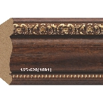 Decor-Dizayn 155-620(1084) Карниз с орнаментом 2400х51х51мм