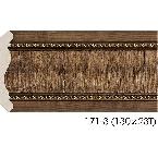 Decor-Dizayn 171-3 Карниз с орнаментом 2400х81х81мм