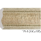Decor-Dizayn 171-5 Карниз с орнаментом 2400х81х81мм