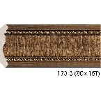 Decor-Dizayn 173-3 Карниз с орнаментом 2400х56х56мм