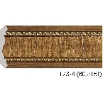 Decor-Dizayn 173-4 Карниз с орнаментом 2400х56х56мм