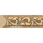 Decor-Dizayn 130-604(4) Молдинг с орнаментом 2400х15х8 мм