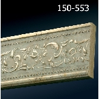 Decor-Dizayn 150-553 Молдинг с орнаментом 2400х79х12 мм