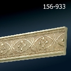 Decor-Dizayn 156-933 Молдинг с орнаментом 2400х52х11 мм