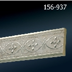 Decor-Dizayn 156-937 Молдинг с орнаментом 2400х52х11 мм