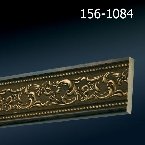Decor-Dizayn 156-1084 Молдинг с орнаментом 2400х52х11 мм