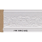 Decor-Dizayn 156-220(115) Молдинг с орнаментом 2400х52х11 мм