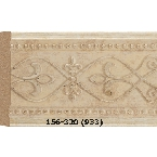 Decor-Dizayn 156-320(933) Молдинг с орнаментом 2400х52х11 мм