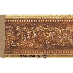 Decor-Dizayn 156-350(552) Молдинг с орнаментом 2400х52х11 мм