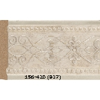 Decor-Dizayn 156-420(937) Молдинг с орнаментом 2400х52х11 мм