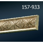 Decor-Dizayn 157-933 Молдинг с орнаментом 2400х30х13 мм