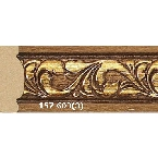 Decor-Dizayn 157-603 Молдинг с орнаментом 2400х30х14 мм