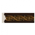 Decor-Dizayn 157-1 Молдинг с орнаментом 2400х30х14 мм