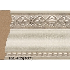 Decor-Dizayn 161-420(937) Молдинг с орнаментом 2400х60х22 мм
