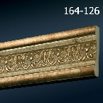 Decor-Dizayn 164-126 Молдинг с орнаментом 2400х59х11 мм