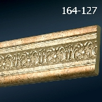 Decor-Dizayn 164-127 Молдинг с орнаментом 2400х59х11 мм