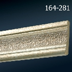 Decor-Dizayn 164-281 Молдинг с орнаментом 2400х59х11 мм