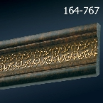 Decor-Dizayn 164-767 Молдинг с орнаментом 2400х59х11 мм