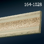 Decor-Dizayn 164-1028 Молдинг с орнаментом 2400х59х11 мм