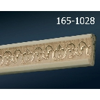 Decor-Dizayn 165-1028 Молдинг с орнаментом 2400х30х10 мм