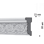 Gaudi Decor CR3122 Молдинг с орнаментом 244х8,6х2,3см