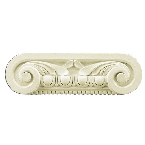 Лепнина Gaudi Decor PL563 Пилястра(капитель) 8х26х7см